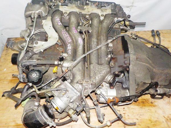 Двигатель Toyota 2TZ - 2078594 AT 03-71LE 35000-28542 FR 2