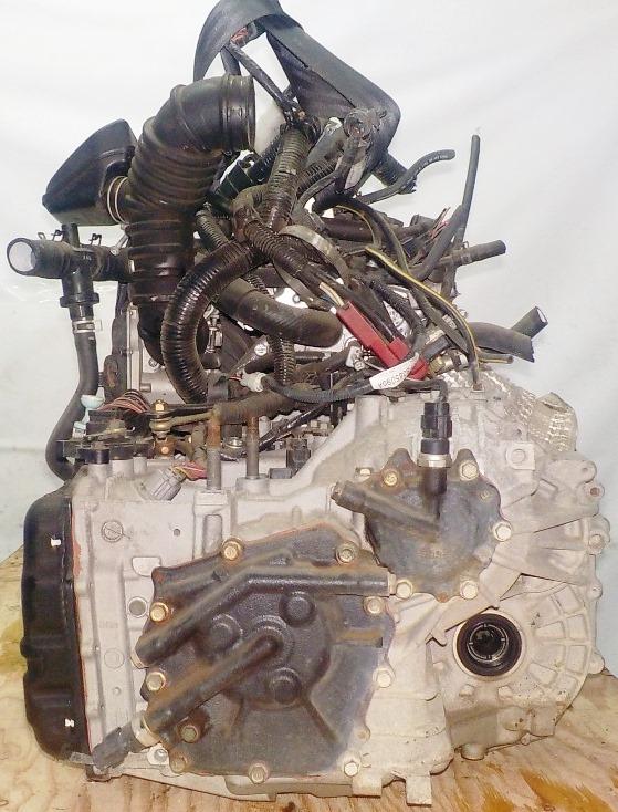 Двигатель Mitsubishi 4A90 - 0009612 CVT F1C1A FF Z21A 98 000 km коса+комп 6