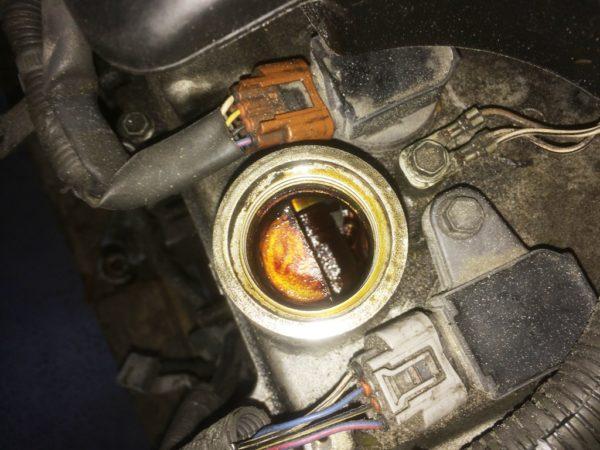 Двигатель Toyota 1G-FE - 6883012 AT FR GX100 BEAMS, без КПП 8