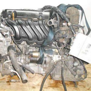 Двигатель Toyota 2NZ-FE - 2760799 AT U441E-03A FF NCP20 153 000 km без датчика скорости коса+комп 10
