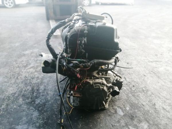Двигатель Toyota 2NZ-FE - 3328814 AT U441E-02A FF NCP30 143 000 km коса+комп 5