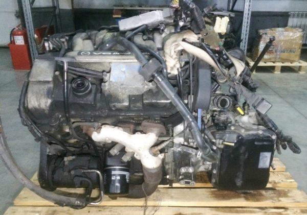 КПП Mazda GY AT FF LW5W 5