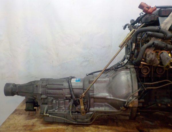 Двигатель Toyota 1G-FE - 7042309 AT 03-70LS A42DE-A04A FR GX110 BEAMS 160 980 km коса+комп 6