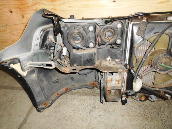 Ноускат Honda Vigor CC (E021926) 9