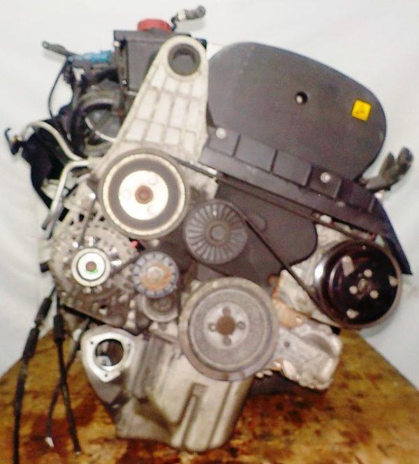 Двигатель Alfa Romeo AR32104 - 938157 MT FF 147 Twin Spark 142 247 km коса+комп 3