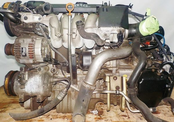 Двигатель Volvo B4204T3 - 2828962 AT FF 1