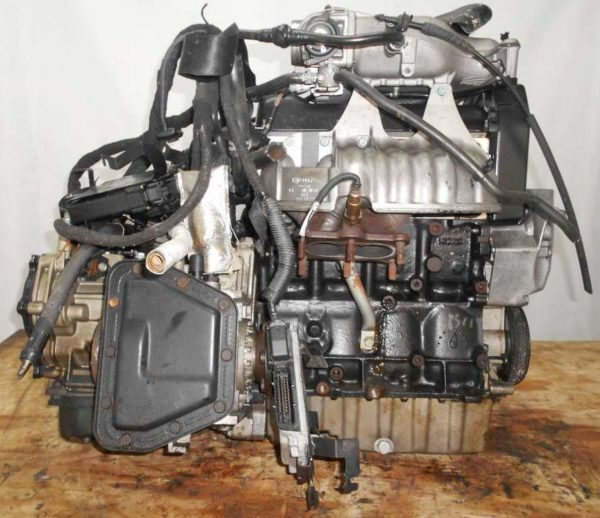 Двигатель Volkswagen APK - 770856 AT FF WVWZZZ1JZ2W540999 коса+комп 6