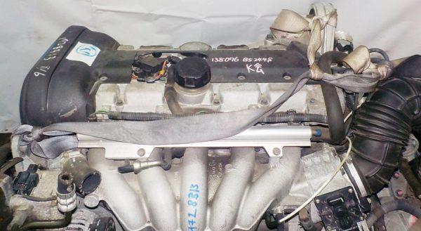 Двигатель Volvo B5254S - 1728313 AT FF коса+комп 2