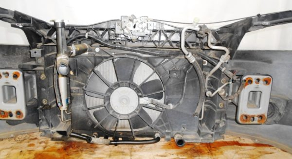 Ноускат Mazda Demio DY, (2 model) (E051912) 6