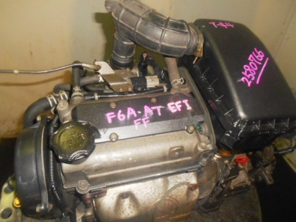 КПП Suzuki F6A AT FF EFI 6