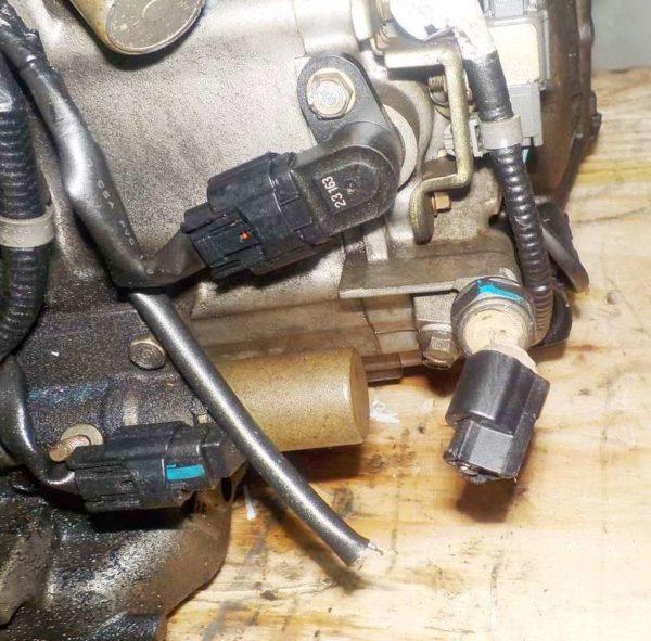Двигатель Honda J30A - 4404707 AT MGSA FF VTEC коса+комп 7