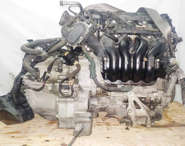 Двигатель Honda R18A - 1725194 CVT SXEA FF RN6 111 927 km коса+комп 6