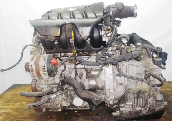 Двигатель Nissan MR18-DE - 007499A CVT RE0F08A FF коса+комп 1