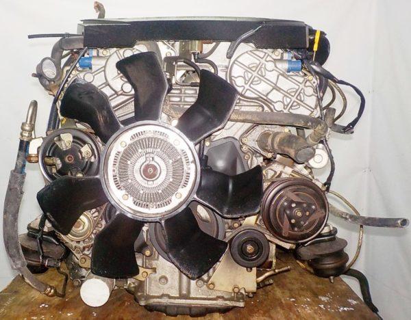 Двигатель Nissan VQ25-DD - 211590A AT RE5R05A FR 4WD NEO коса+комп 4