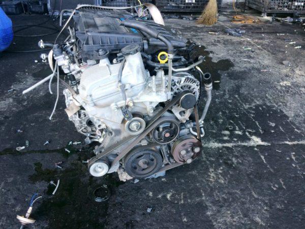 Двигатель Mazda ZY - 486597 CVT FF DE5FS 161 000 km комп 3