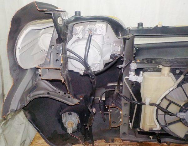 Ноускат Toyota Porte xenon (W05201804) 11
