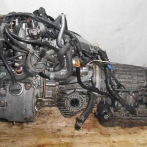 Двигатель Subaru EJ15 - D052041 AT TA1B4AU5AA FF EJ152DP9AE 131 400 km комп 8
