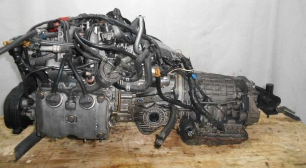 Двигатель Subaru EJ15 - D052041 AT TA1B4AU5AA FF EJ152DP9AE 131 400 km комп 1