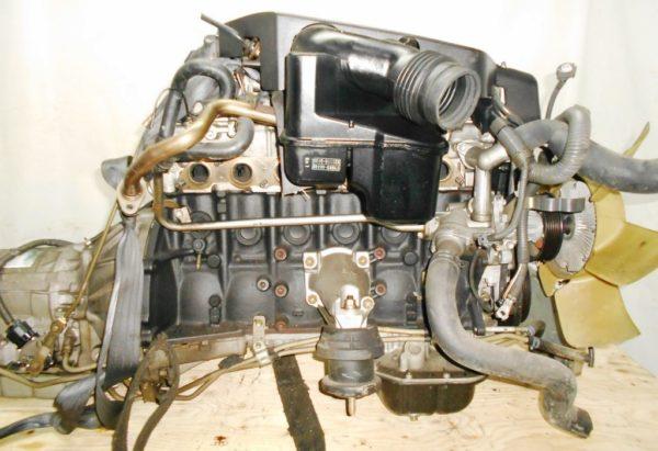 Двигатель Toyota 2JZ-FSE - 0751239 AT 35-50LS A650E FR JZS175 85 000 km 3