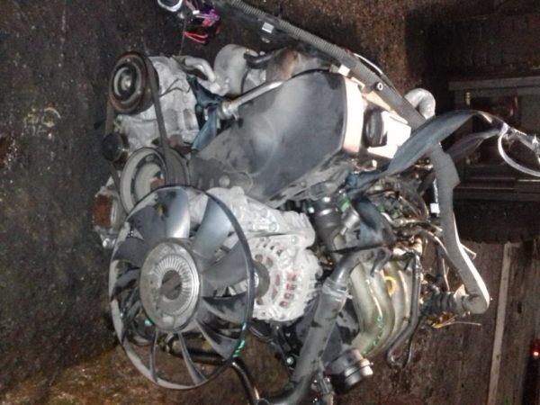 Двигатель Volkswagen AZM - 097352 AT FF Passat 119 000 km коса+комп 4