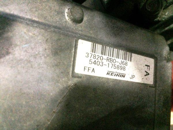 КПП Honda L13A AT FF GE6 3