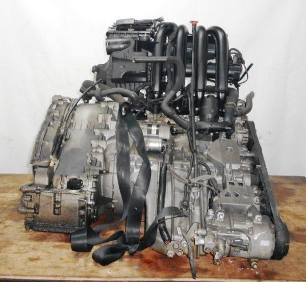 Двигатель Mercedes 266 940 - 30087745 AT FF A170 WDD1690322J159007 16 000 km коса+комп 4