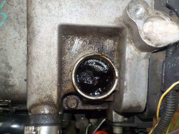 Двигатель Fiat 188A4000 - 2906622 AT FF коса+комп 8