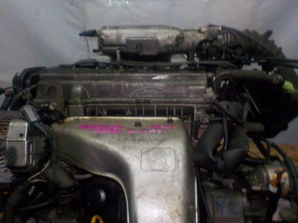 Двигатель Toyota 5S-FE - 1100795 AT A541F FF 4WD коса+комп 2