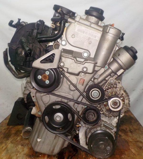 Двигатель Volkswagen BLP - 055606 AT FF 4