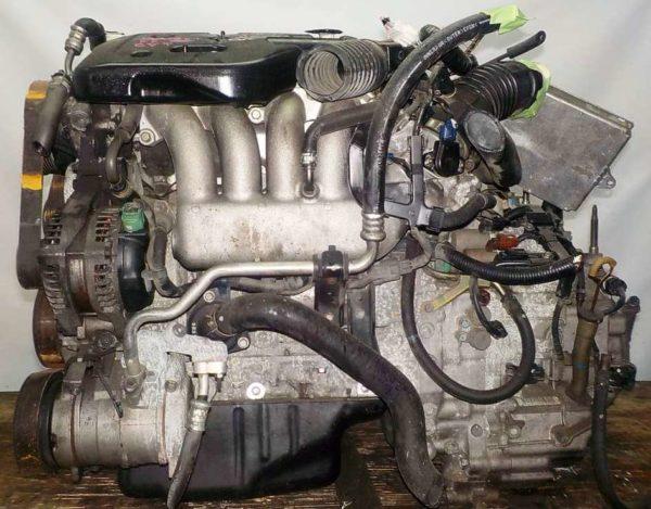 Двигатель Honda K24A - 5127726 AT MFHA FF Odyssey коса+комп 1