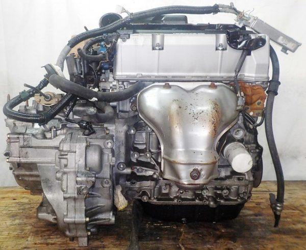 Двигатель Honda K24A - 5039342 AT MFHA FF RB1 134 000 km 04′ коса+комп 6