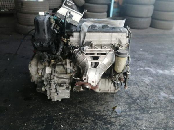Двигатель Toyota 2NZ-FE - 3328814 AT U441E-02A FF NCP30 143 000 km коса+комп 4