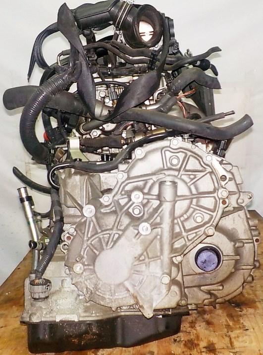Двигатель Nissan MR18-DE - 057929A CVT RE0F08A FF коса+комп 5