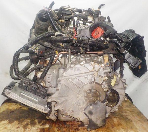 Двигатель Honda K20A - 2462107 AT MTJA FF RG1 140 000 km коса+комп 7