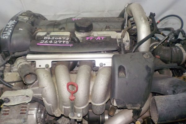 Двигатель Volvo B4204T - 2642775 AT 2