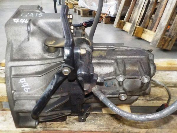 АКПП Nissan GA15-DE MT EFI (776) 3
