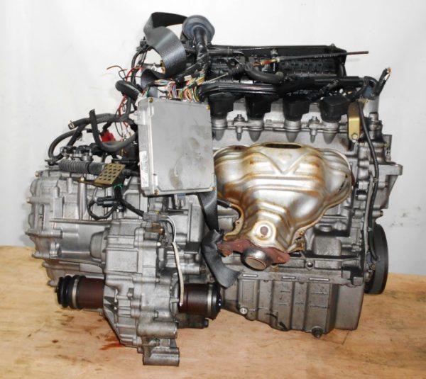 Двигатель Honda L13A - 1166371 CVT SWRA FF GD1 коса+комп 4