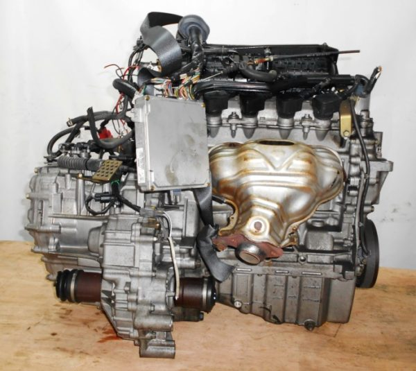 КПП Honda L13A CVT SWRA FF GD1 4
