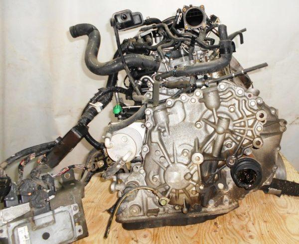 КПП Nissan MR20-DE CVT RE0F10A FF C25 6