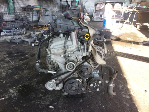 Двигатель Mazda ZY - 597639 CVT FF BL5FP 136 500 km комп 3