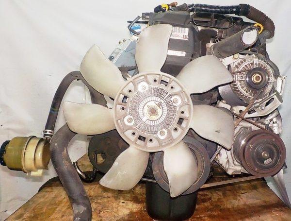 Двигатель Toyota 1G-FE - 6976934 AT 03-70LS 35000-2C400 FR BEAMS коса+комп 5
