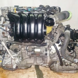 Двигатель Toyota 3ZR-FAE - A100879 CVT K111-01A FF ZRR70 коса+комп 9