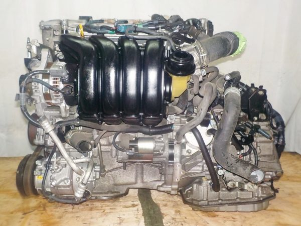 Двигатель Toyota 3ZR-FAE - A100879 CVT K111-01A FF ZRR70 коса+комп 1