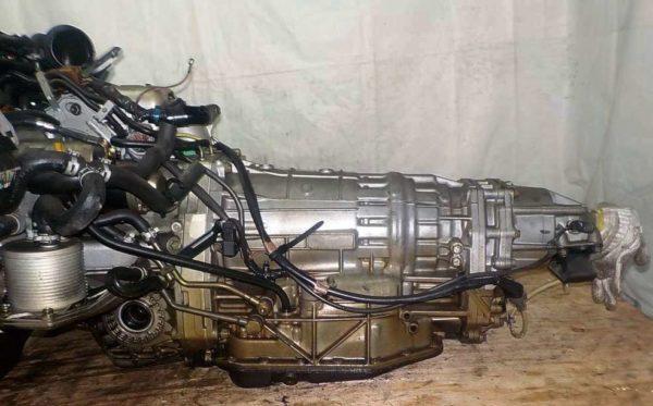Двигатель Subaru EJ20-T - B871653 AT TG5C7CBABA-Y5 FR 4WD EJ20X BP5 комп 11
