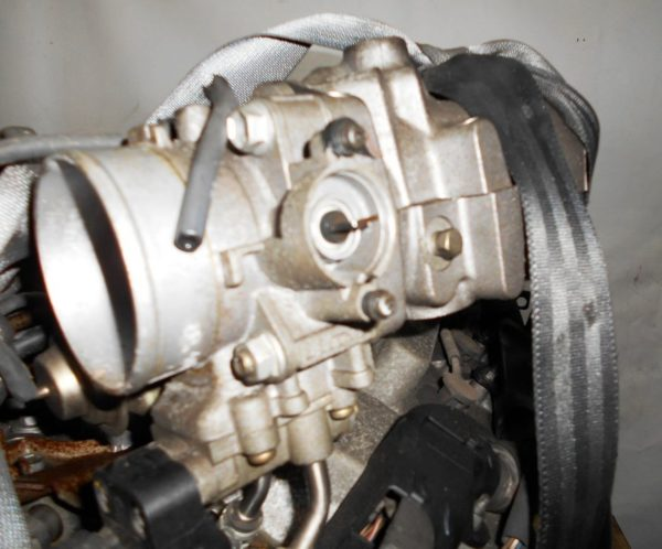 КПП Toyota 2MZ-FE AT A541F-04A FF 4WD MCV25 6