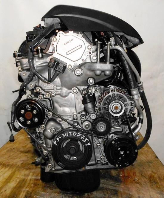 Двигатель Mazda P3 - 30207754 CVT FF DEJFS 133 845 km коса+комп 3