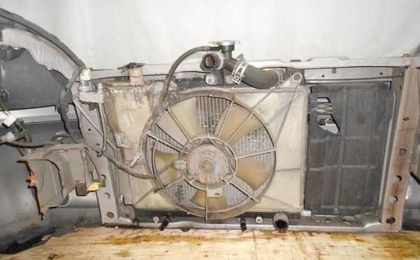 Ноускат Toyota Funcargo (1 model) (W101912) 8