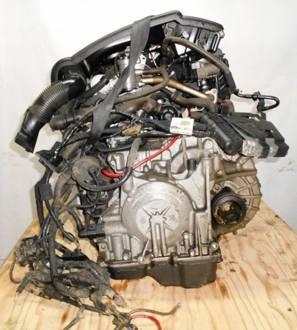 Двигатель Volkswagen BLF - 214065 AT FF Golf 180 000 km 5