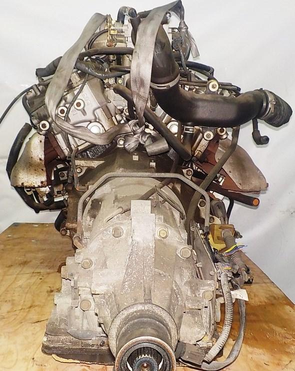 КПП Mazda J5 AT FR SG5W 7