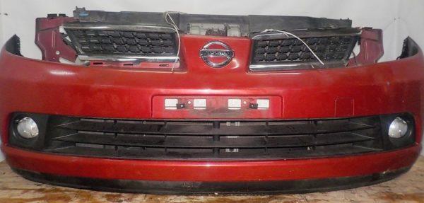 Ноускат Nissan Tiida (W121802) 1